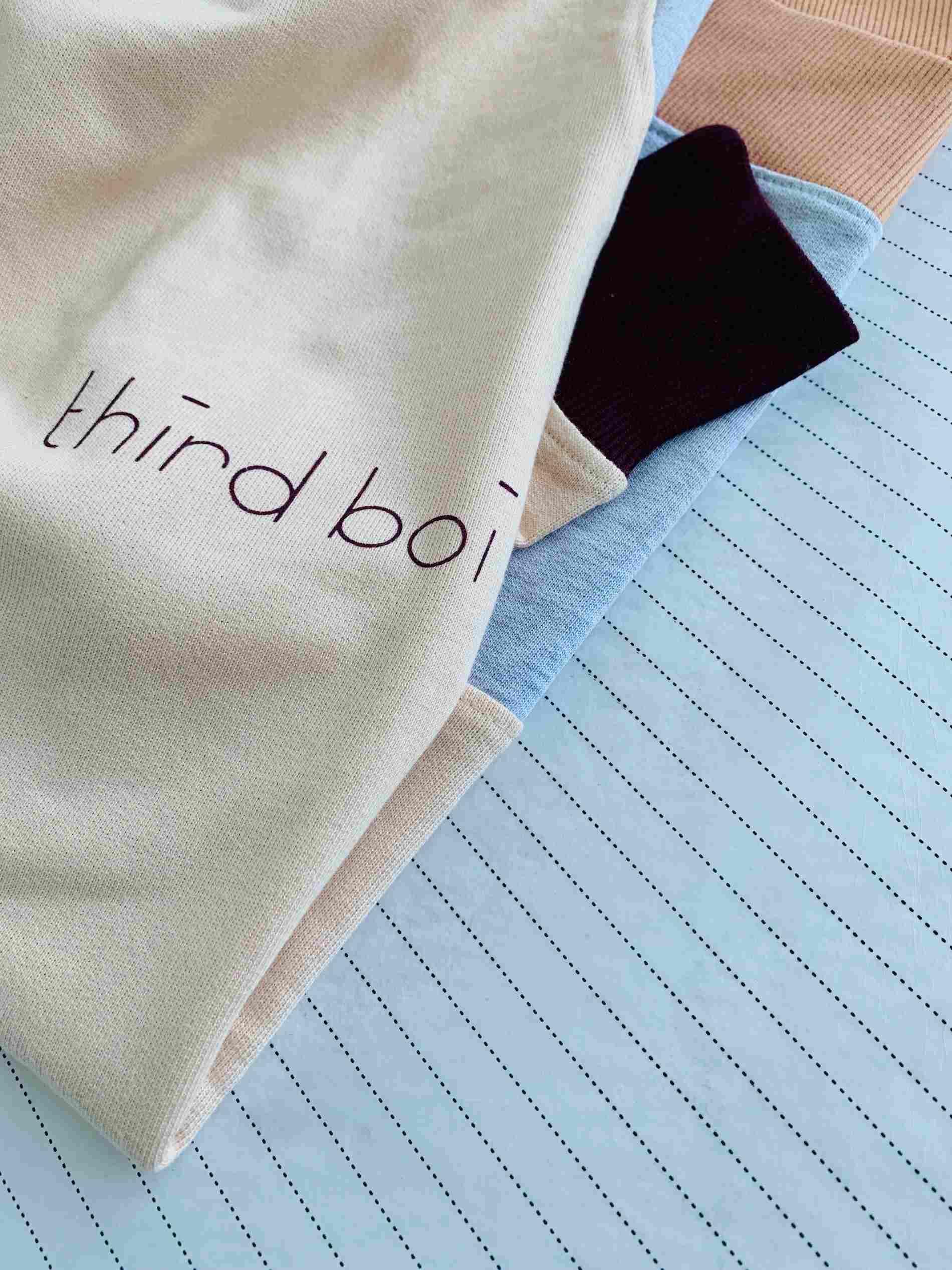 Third Boi custom tissue paper