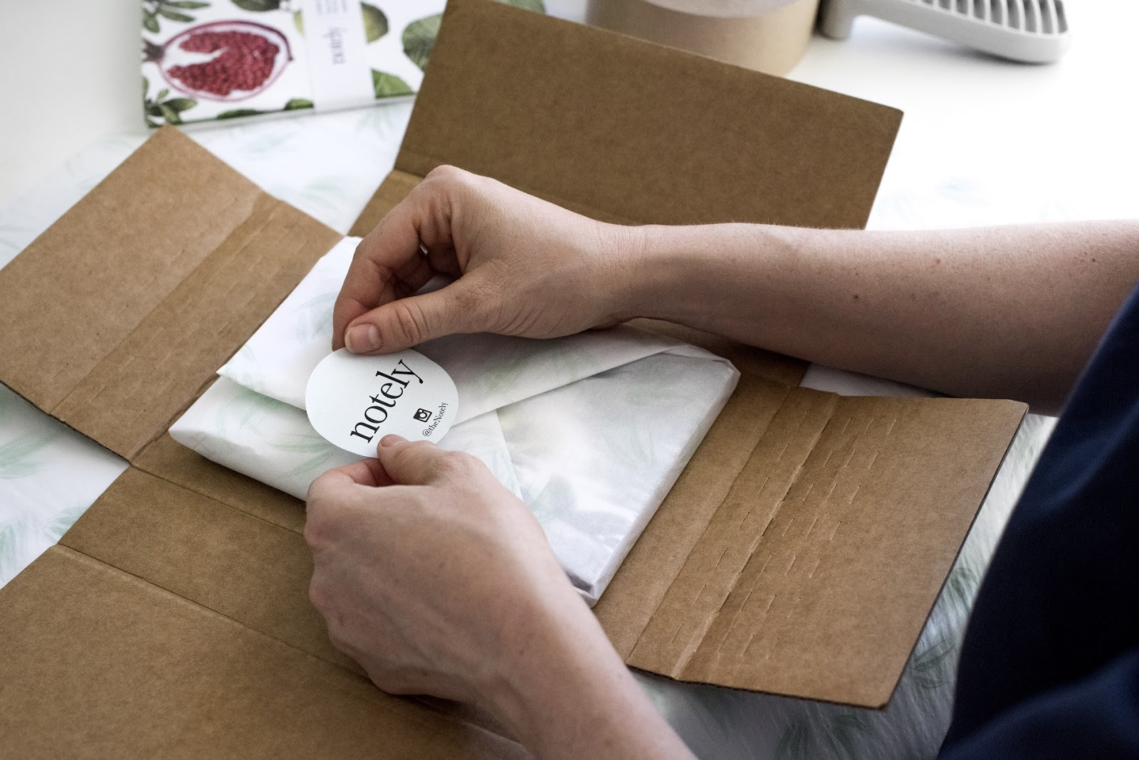 Sustainable Packaging | Keeping It Green | noissue